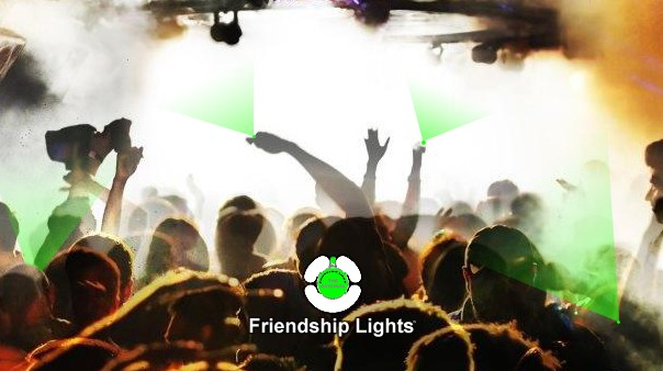 EDM LED Friendship Lights