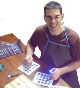Jack-LED Batteries cr2032